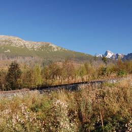 Podzimní Tatry 2014 (turistické) #40