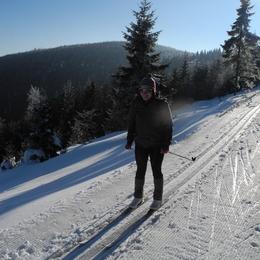 Návrší - Oddílové běžky 2015 #27