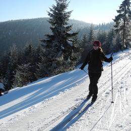 Návrší - Oddílové běžky 2015 #30