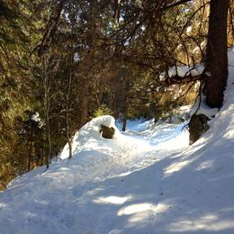 Zimní Tatry 2015 #17