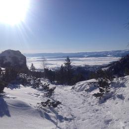 Zimní Tatry 2015 - Kachna #1