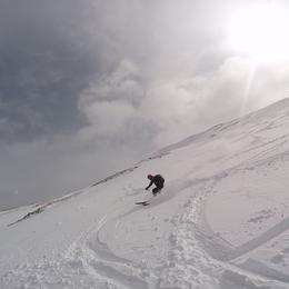 Velikonoční skialpy 2016 #13