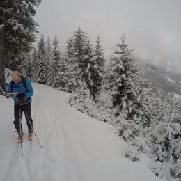Velikonoční skialpy 2016 #20