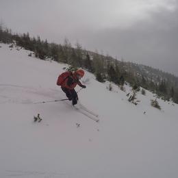 Velikonoční skialpy 2016 #34