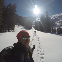Velikonoční skialpy 2016 #43