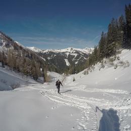 Velikonoční skialpy 2016 #44
