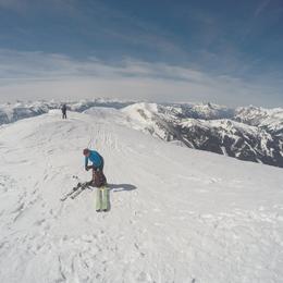 Velikonoční skialpy 2016 #50