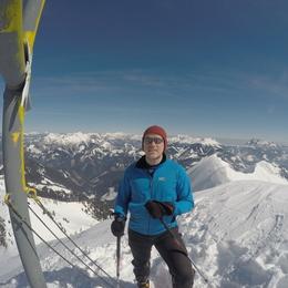 Velikonoční skialpy 2016 #55