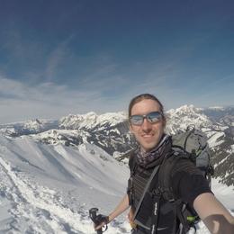 Velikonoční skialpy 2016 #57