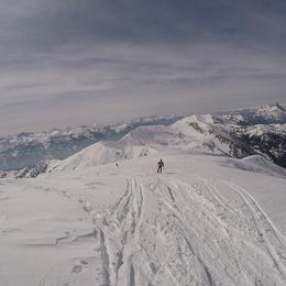Velikonoční skialpy 2016 #64