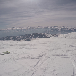 Velikonoční skialpy 2016 #65
