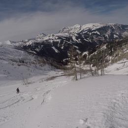 Velikonoční skialpy 2016 #71