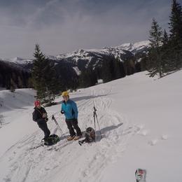 Velikonoční skialpy 2016 #72