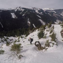 Velikonoční skialpy 2016 #74
