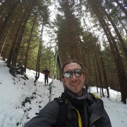Velikonoční skialpy 2016 #76