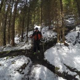 Velikonoční skialpy 2016 #77