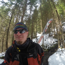 Velikonoční skialpy 2016 #78