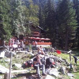 Letní Tatry 2016 - Brnčála #2