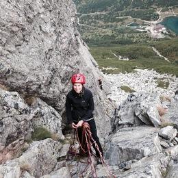 Letní Tatry 2016-Brnčála - Kachna #8