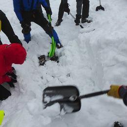 Krkonoše (lavinovej a skialpovej kurz) #5