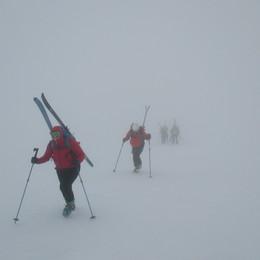 Krkonoše (lavinovej a skialpovej kurz) #14