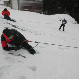 Krkonoše (lavinovej a skialpovej kurz) #22