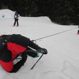 Krkonoše (lavinovej a skialpovej kurz) #23