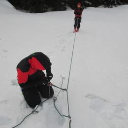 Krkonoše (lavinovej a skialpovej kurz) #24