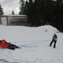 Krkonoše (lavinovej a skialpovej kurz) #25