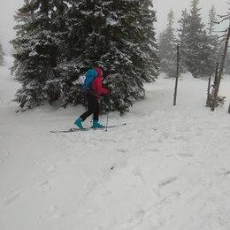 Krkonoše (lavinovej a skialpovej kurz) #30