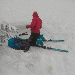 Krkonoše (lavinovej a skialpovej kurz) #31