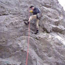 Povánoční lezení na Javoříčku #5