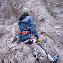 Povánoční lezení na Javoříčku #10