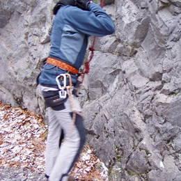 Povánoční lezení na Javoříčku #7