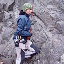 Povánoční lezení na Javoříčku #8