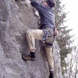 Povánoční lezení na Javoříčku #14