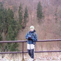 Povánoční lezení na Javoříčku #19