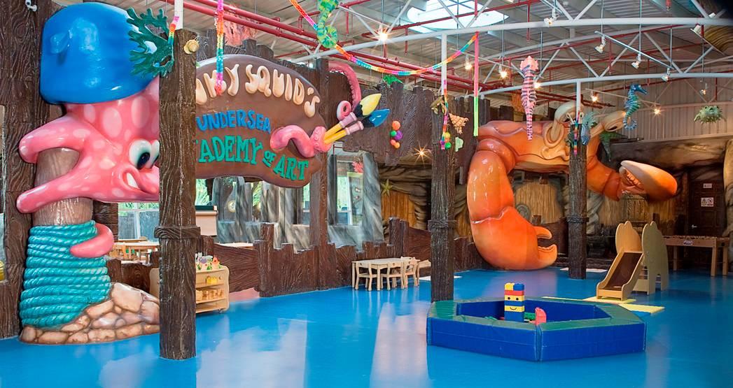 Sinbad's Kids Club - Jumeirah Beach Hotel