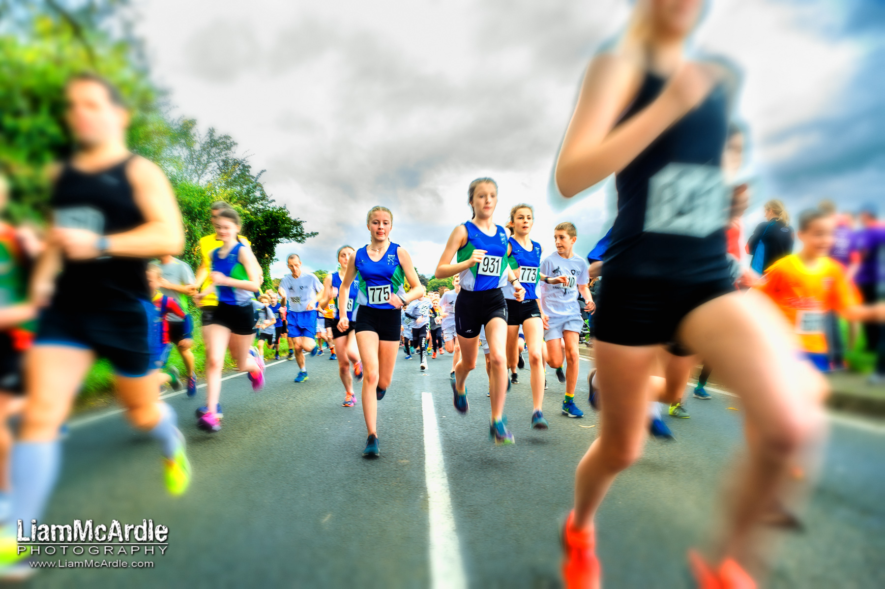 Armagh 10 mile and 4 mile race
