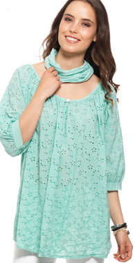 Mint inglese top
