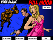 Vera Blanc Full Moon, Episode One
