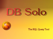 DB Solo - The SQL Query Tool