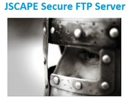 JSCAPE Secure FTP Server