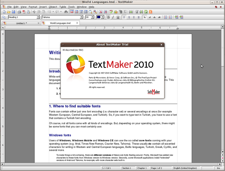 Download Softmaker Office 2008 | suntikinfo