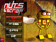 Nuts &amp; Scrap