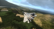 Beautiful flying simulation from Russia