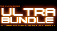 3 awesome Linux games: Ultratron, Titan Attacks &amp; Droid Assult only $4.97