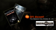 Special Halloween offer from Frictional Games