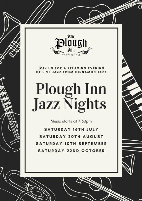 Plough Inn Jazz Nights