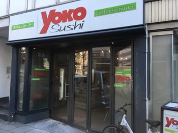 Yoko Sushi Hamburg Altona